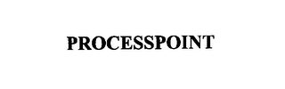 mark for PROCESSPOINT, trademark #75899823