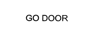 mark for GO DOOR, trademark #75900837