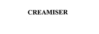 mark for CREAMISER, trademark #75901632