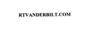 mark for RTVANDERBILT.COM, trademark #75902110