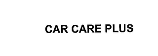 mark for CAR CARE PLUS, trademark #75902688
