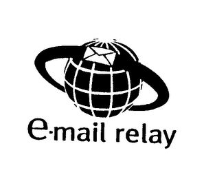 mark for E- MAIL RELAY, trademark #75903017