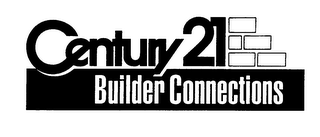 mark for CENTURY 21 BUILDER CONNECTIONS, trademark #75906666