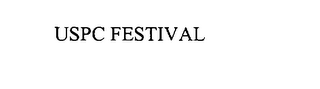 mark for USPC FESTIVAL, trademark #75909239