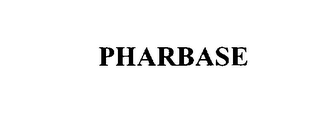 mark for PHARBASE, trademark #75915902