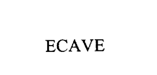 mark for ECAVE, trademark #75916636