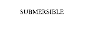 mark for SUBMERSIBLE, trademark #75916647