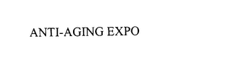 mark for ANTI-AGING EXPO, trademark #75917073