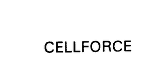 mark for CELLFORCE, trademark #75917240