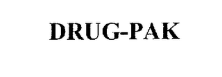 mark for DRUG-PAK, trademark #75924386