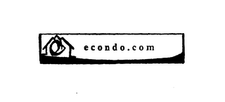 mark for ECONDO.COM, trademark #75927205