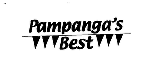 mark for PAMPANGA'S BEST, trademark #75929549