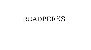 mark for ROADPERKS, trademark #75930447