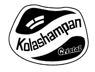 mark for KOLASHAMPAN CRISTAL, trademark #75934154