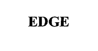 mark for EDGE, trademark #75935182