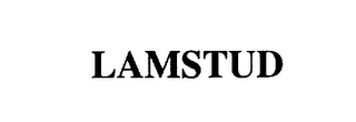 mark for LAMSTUD, trademark #75937852