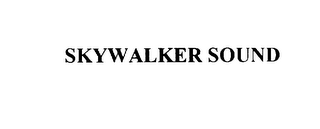 mark for SKYWALKER SOUND, trademark #75941000