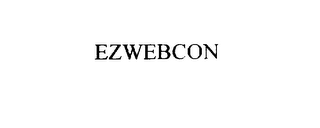 mark for EZWEBCON, trademark #75942204
