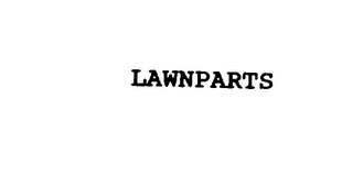 mark for LAWNPARTS, trademark #75942353