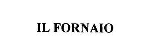 mark for IL FORNAIO, trademark #75942998