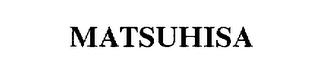 mark for MATSUHISA, trademark #75978797