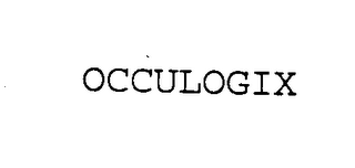 mark for OCCULOGIX, trademark #75979093