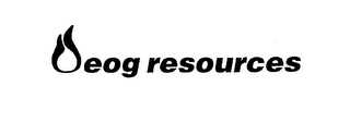 mark for EOG RESOURCES, trademark #75979700