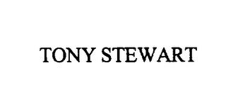 mark for TONY STEWART, trademark #75980765