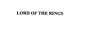 mark for LORD OF THE RINGS, trademark #75982127