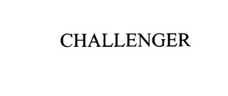 mark for CHALLENGER, trademark #75982137