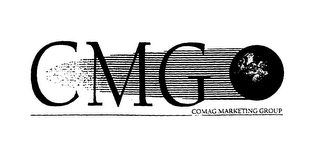 mark for CMGO COMAG MARKETING GROUP, trademark #75982614