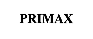 mark for PRIMAX, trademark #75982985