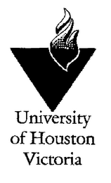 mark for UNIVERSITY OF HOUSTON VICTORIA, trademark #76000197