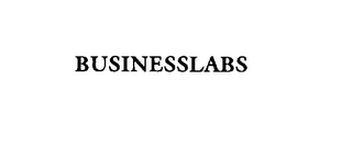 mark for BUSINESSLABS, trademark #76002064