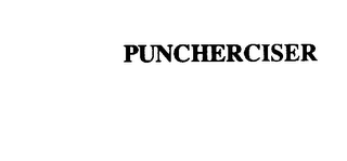 mark for PUNCHERCISER, trademark #76002635