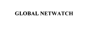 mark for GLOBAL NETWATCH, trademark #76003088