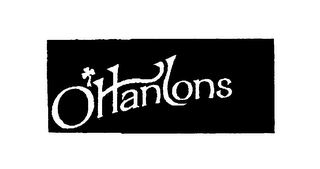 mark for O'HANLONS, trademark #76004059