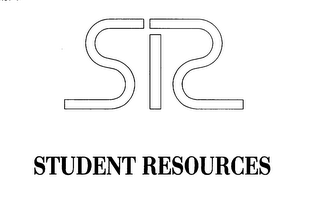 mark for SR STUDENT RESOURCES, trademark #76007723