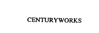 mark for CENTURYWORKS, trademark #76011922
