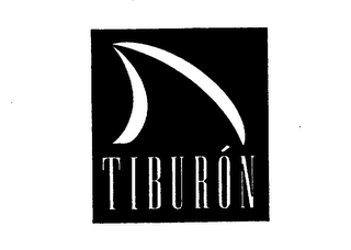 mark for TIBURON, trademark #76014136