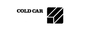 mark for COLD CAR, trademark #76017110