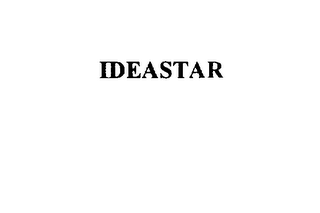 mark for IDEASTAR, trademark #76017141