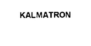 mark for KALMATRON, trademark #76018497