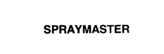 mark for SPRAYMASTER, trademark #76022612