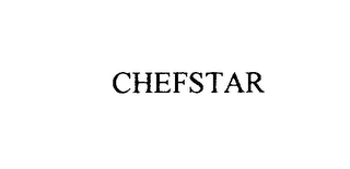 mark for CHEFSTAR, trademark #76026943