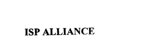 mark for ISP ALLIANCE, trademark #76031505