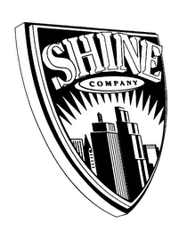 mark for SHINE COMPANY, trademark #76036056