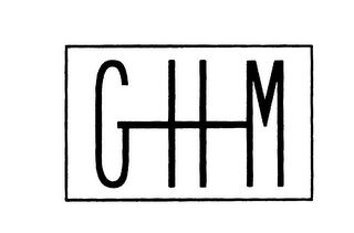 mark for GHM, trademark #76036979