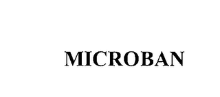 mark for MICROBAN, trademark #76042781