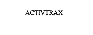mark for ACTIVTRAX, trademark #76046617